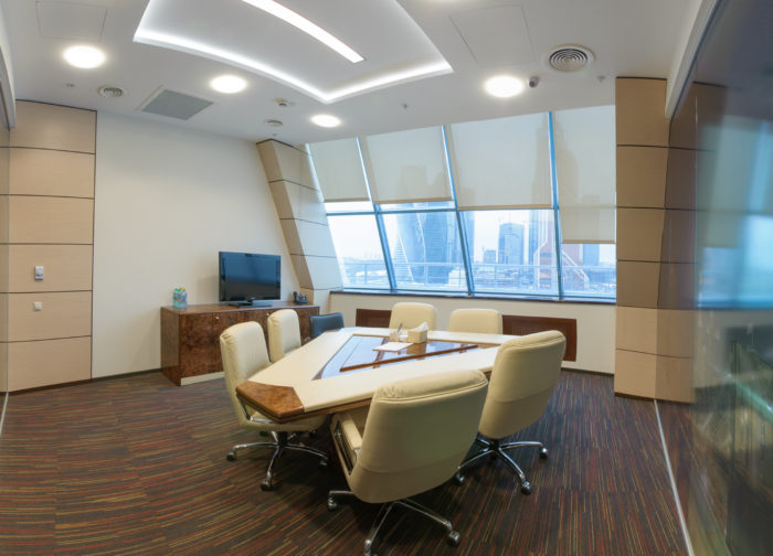 Офис девелоперской компании MCG