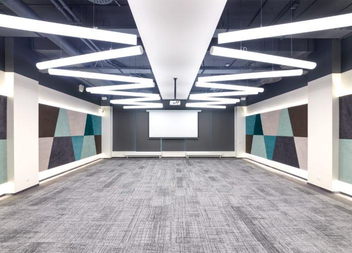 Офис компании Jungheinrich