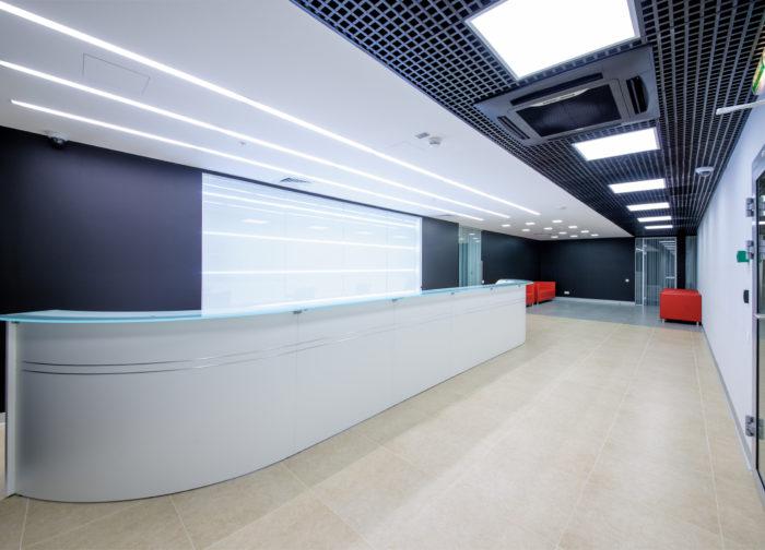 Офис компании ИнфоМедиаЦентр